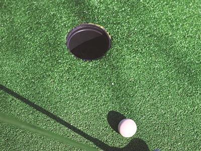 Batter Up Batting Range and Mini Golf