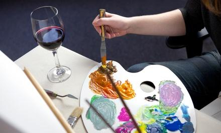 Exquisite Catering & Events Canvas Painting