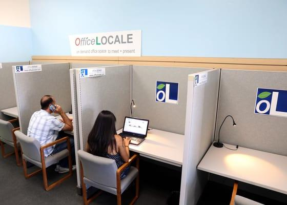 officeLOCALE - Fast-Casual Coworking Offices Spaces