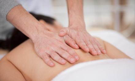 Heather at Kneaded Moments Massage Therapy Group