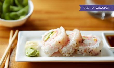 It's Tabu Sushi Bar & Grill