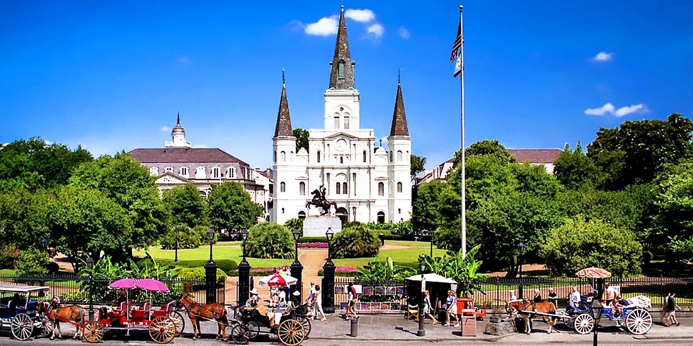 Historic New Orleans Tours