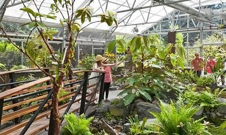 Rhododendron Species Foundation & Botanical Garden