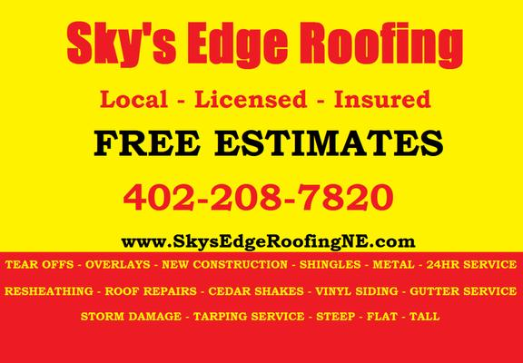 Skys Edge Roofing