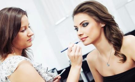 Beautiful Girl Nine Makeup