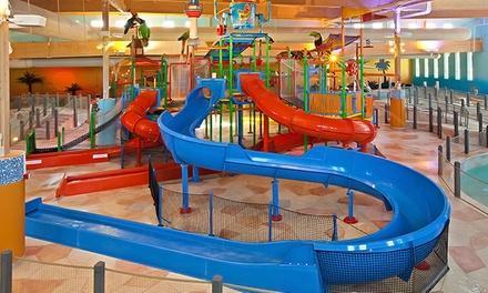 Splash Cincinnati Indoor Water Park