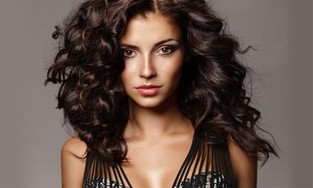 Hair by Lizette Gutierrez at Conter Fleurette Day Spa