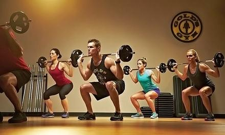 Gold's Gym - Mission, TX