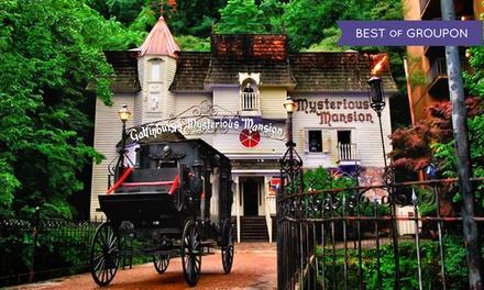 Mysterious Mansion-Gatlinburg