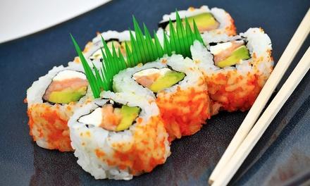 Original Sakura Japanese Food