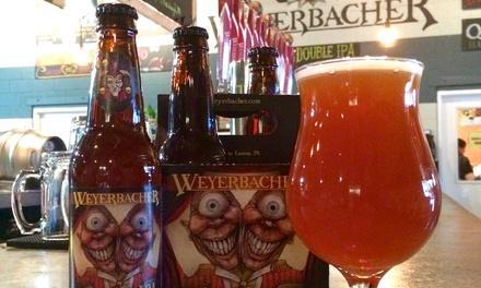 Weyerbacher Brewing Co Inc