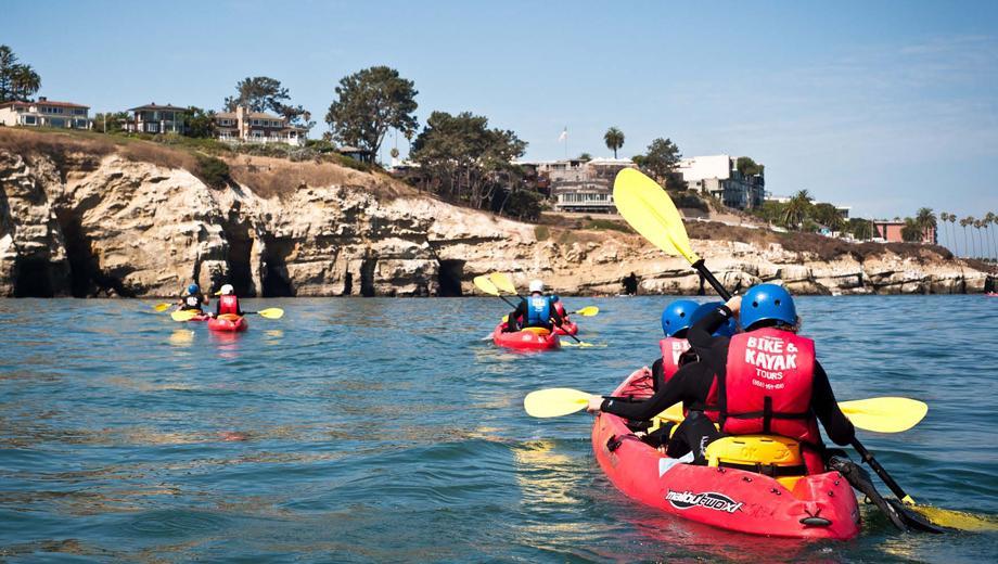 San Diego Bike and Kayak Tours