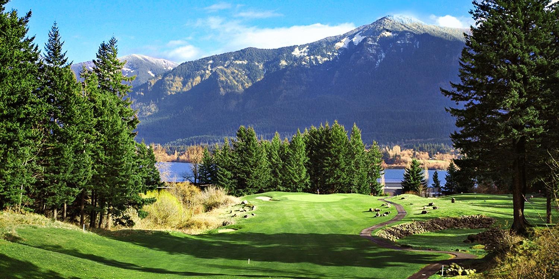 Skamania Lodge Golf Course