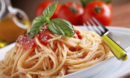 International Plate O' Pasta
