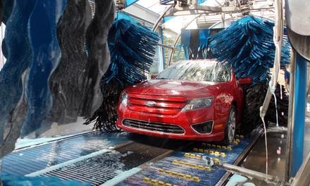 Blue Rain Express Car Wash