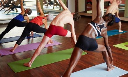 Bikram Yoga Boise