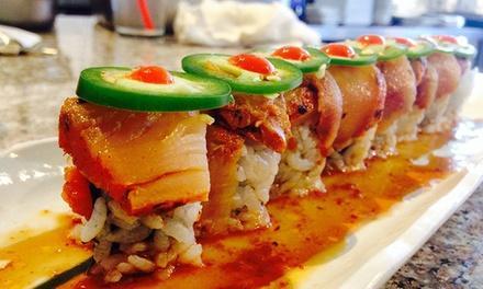 Sushi Fire 2