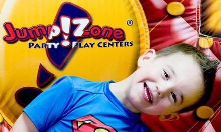Jump!Zone Party Play Center Niles