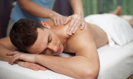 Eric St Pierre at Pensacola Massage Clinic