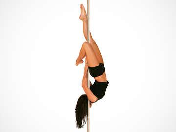 Pretty Lady Pole Fit