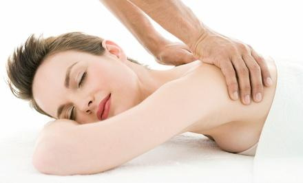 Kenia Guglielmi at Infusion Body Massage