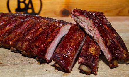 BA Texas BBQ