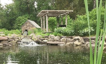 Pennsylvania Historical & Museum Commission: Wild Flower Preserve Headquarters