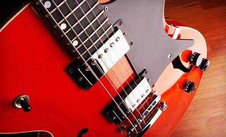 The Ultimate School of Guitar