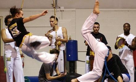 Capoeira Brazilian Pelourinho
