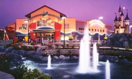 Family Fun Centers & Bullwinkle's Restaurant
