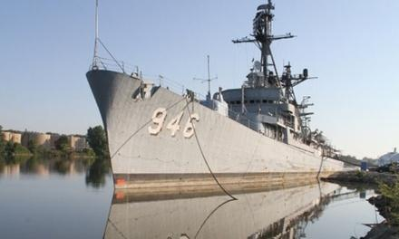 Saginaw Valley Naval Ship