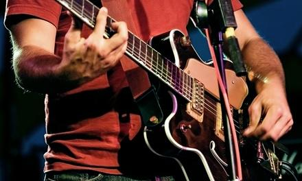 DG Rockers Guitar School