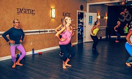 Studio Oxygen & Fitness