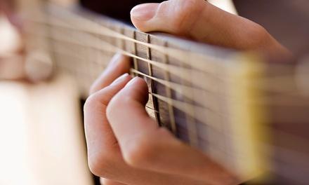 Lifetime Guitar Lessons