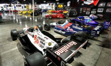 Marconi Automotive Museum & Special Events Venue