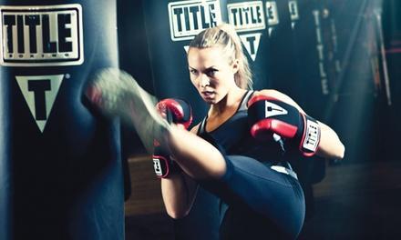 TITLE Boxing Club - Ann Arbor
