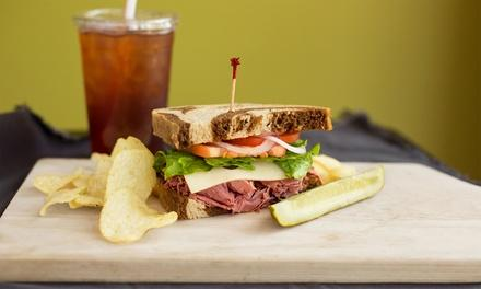 Simply Soups, Salads, and Sandwiches