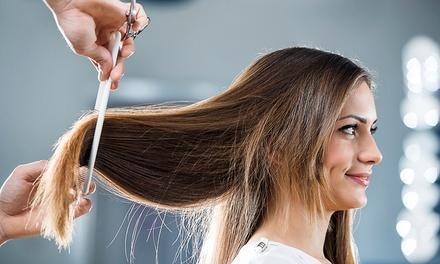 Jessica Gibson at Hair Mechanics