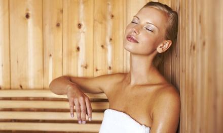 Purify Sauna Lounge