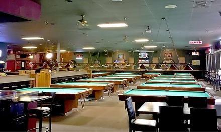 Slate Street Billiards Bar & Grill