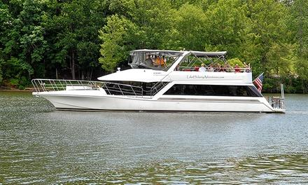 Lake Hickory Adventures Dinner Cruise