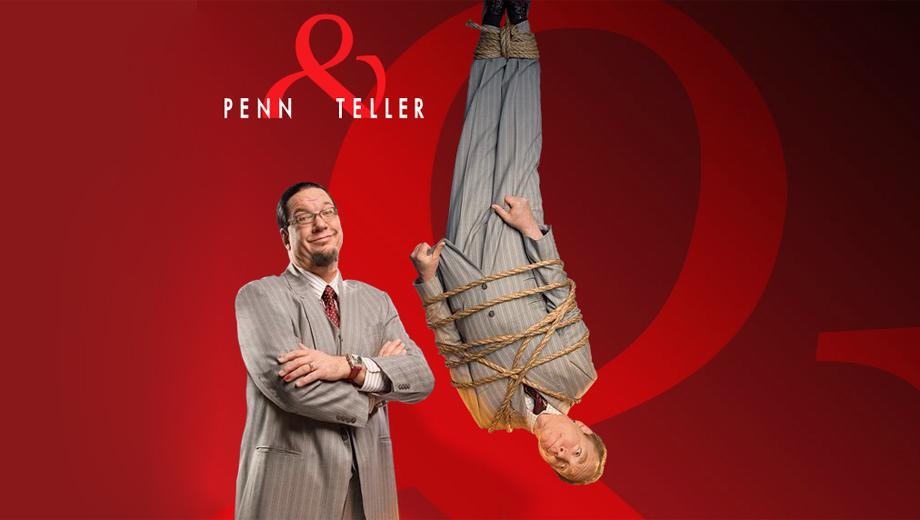 Penn & Teller Theater at The Rio