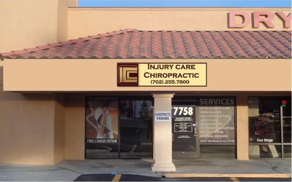 Injury Care Chiropractic