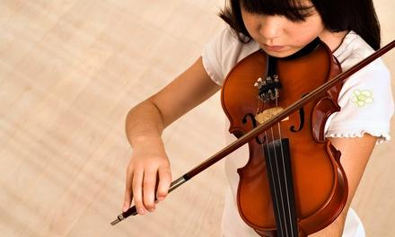 Carter Suzuki Violin & Fiddling