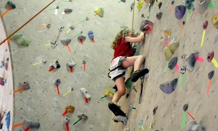 Red Rock Climbing Center