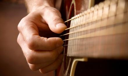 Georgetown Guitar Lessons