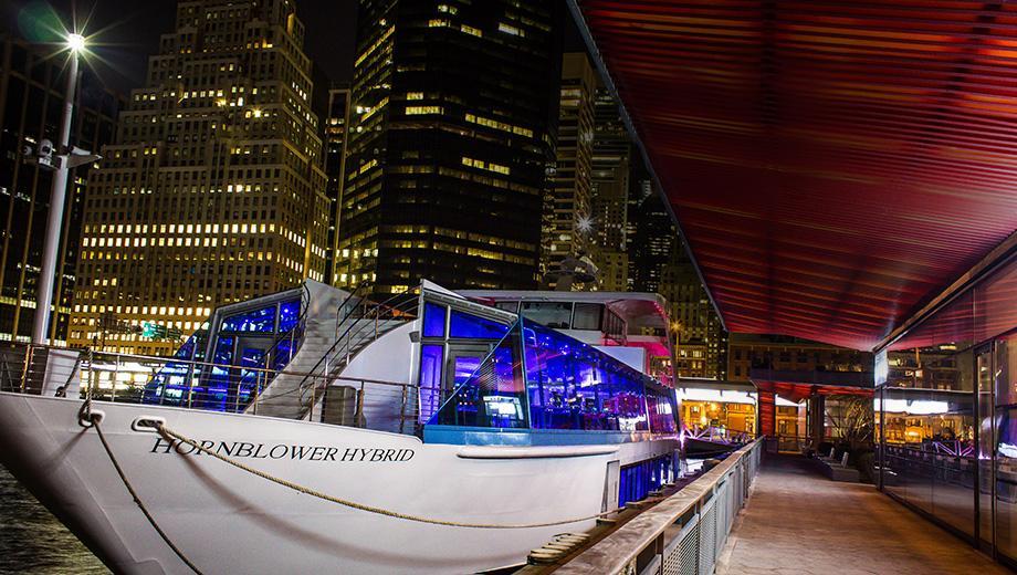 Hornblower Yacht - New York