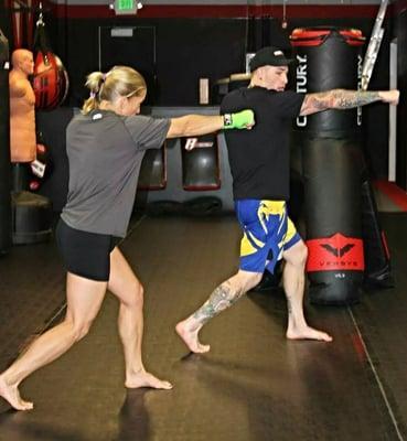 Liver-Hunt Kickboxing Academy