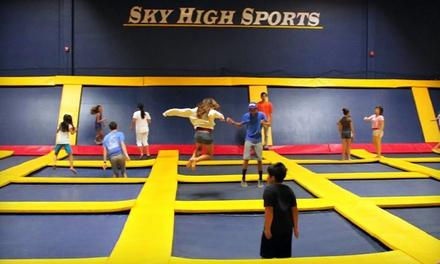 Sky High Sports Camarillo