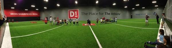 D1 Sports Training